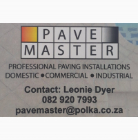 Pave Master